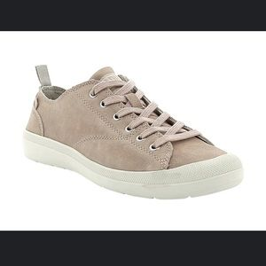 Palladium Suede Sneakers Shoes Flat Los Heel NWT!